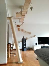 stylish cat furniture. Designer Cat Trees Furniture Tree Fabric Maze En Modern Contemary Row Near Me Stylish Y