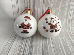 Personalised Light Up Christmas Baubles Personalised Baubles Review Twin Mummy And Daddy