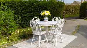 top 50 shab chic round dining table and chairs home decor ideas uk throughout shabby chic