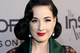 dita von teese photo jonathan leibson getty images for instyle