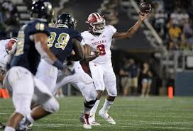 Indiana Releases Depth Chart Announces Starting Qb For Week