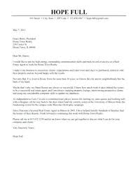 Real Estate Offer Letter Template Agent Templates Reference