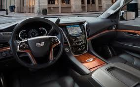 Comparison - GMC Terrain Denali 2017 - vs - Cadillac Escalade ...