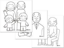 画像 55 敬老の日のぬりえを無料ダウンロードしよう 子供の絵画