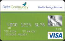 Delta Community Credit Union Health Savings Accounts Review
