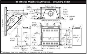 fireplace mantel dimensions standard 42 fireplace dimensions