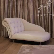 um size paws luxury dog chaise lounge white chair indulgent umbrella chairs longe large size