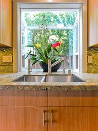 kitchen bay window over sink. Beautiful Window Interesting Kitchen Window Herb Garden  Tropical With  Over Sink Counter Extension Throughout Bay N