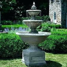 large outdoor fountains for water big fountain s mesa dallas