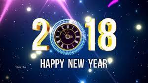 happy new year 2018. Beautiful 2018 Happy New Year 2018  On 2018 W