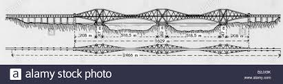 architecture bridges forth bridge scotland built 1883 1890 architects sir john fowler and benjamin baker view drawing architectural drawings of bridges d86 bridges