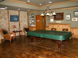 Wood Floor In Basement WB Designs - Hgtv basement finished basement floor