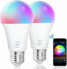 Light Speaker Led Wireless Bluetooth Bulb Light Speaker Rgb Smart Music Play Lamp App Control