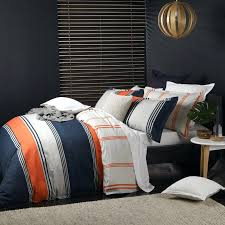 orange duvet cover mason orange single quilt cover plain orange duvet cover set
