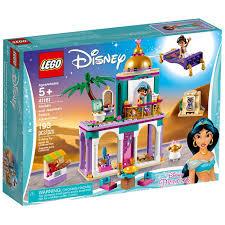 Купить <b>конструктор LEGO Disney Princess</b> Приключения ...