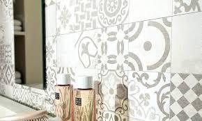raised tile wallpaper