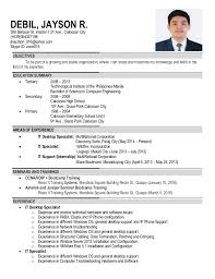 Updated Resume Formats Interesting Resume Update Graygardens Info Resume Format Ideas Updating A Resume
