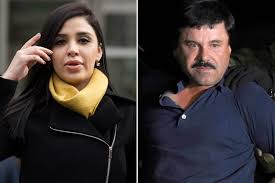 El Chapo's Wife Arrested on International Drug Trafficking Charges