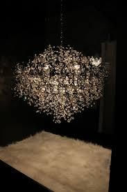 glam lighting. so glam ginormous crystal chandelier u0026 white fur lighting