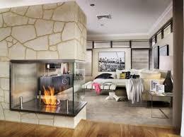 wonderful modern fireplaces 13