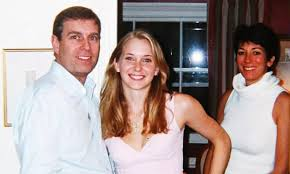 Claim Prince Andrew lobbied to get Epstein plea deal a 'straight ...