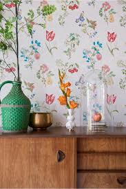 Cherry Pip Wallpaper Off White In 2019 Pip Studio Happy Products