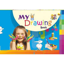 kids drawing book