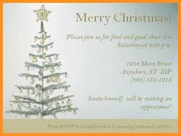 Invitation Template For Word Enchanting Christmas Invitation Templates Word Free Invitation Templates Free