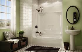 4 piece tub shower combo. free-standing and clawfoot tubs 4 piece tub shower combo