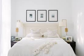 Bedroom Wall Sconce Inspiration Roundup 48 PlugIn Sconces Perfect For A Small Bedroom Coco