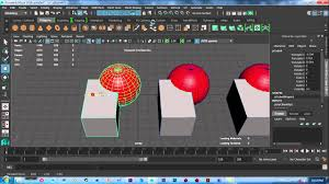 maya 2016 new features maya tutorial bolleans unon difference intersection