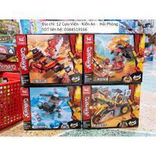Đồ chơi lắp ráp xếp hình Lego của các Ninjago 6210: Cỗ mãy của các Ninja  (có ảnh thật,khách chat chọn mẫu) giảm chỉ còn 45,000 đ