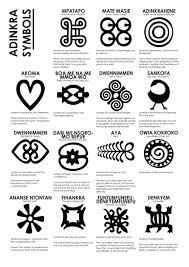 Adinkra Symbols Tumblr