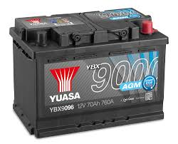 Agm Efb Automotive Batteries Explained Yuasa Battery
