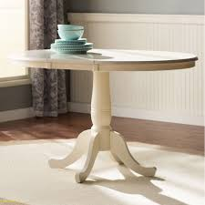 white round pedestal dining table. Customer Image Zoomed · Round Pedestal Dining TableExtendable White Table 7