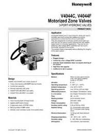 honeywell motorized zone valve wiring diagram images zone control v4044c v4044f motorized zone valves honeywell
