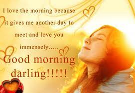 sweet romantic good morning messages
