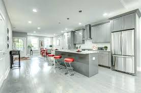 full size of grey and white checd kitchen floor table chairs black tiles gray cabinets mounted