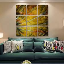 china large size 3d abstract metal wall