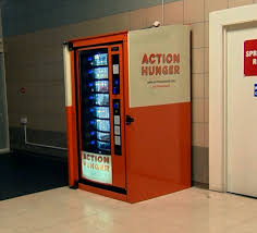 Upscale Vending Machines Beauteous English Charity Debuts Vending Machines For Homeless WNKY