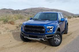 First Drive: 2017 Ford F-150 Raptor - NY Daily News