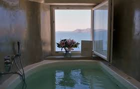 mystique a luxury collection hotel santorini 1 2 hot tubs indoor