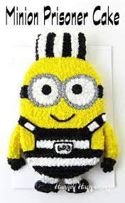minion prisoner cake deable me 3 party ideas image