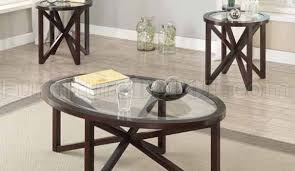 701004 coffee table 3pc set by coaster