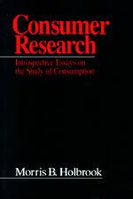sage books consumer research introspective essays on the study consumer research introspective essays on the study of consumption