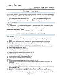 Sample Resume For Restaurant Manager Restaurant manager resume will ease anyone who is seeking for job 31