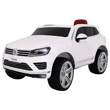<b>Детский электромобиль Dake VW</b> Touareg White