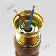 how to wire a bc lampholder ensure you have fixed the cap or base of the lampholder to the fixing point some lampholders will have a locking screw as in this example and other wont
