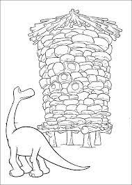 The Good Dinosaur Kleurplaten Printen 8