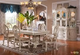 antique white dining room set. Large Size Of Dining Room:white Room Furniture Traditional Antique White Formal Set T